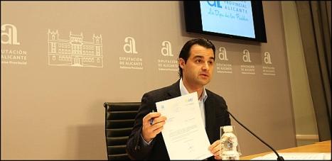 Eduardo Dolón, diputado de Turismo
