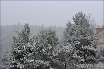 VÍDEO: Nieve en la provincia