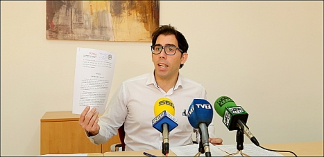 Luis María Pizana (Foto: J. Carrión)