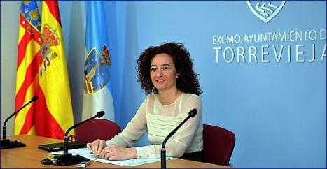 Fanny Serrano, portavoz