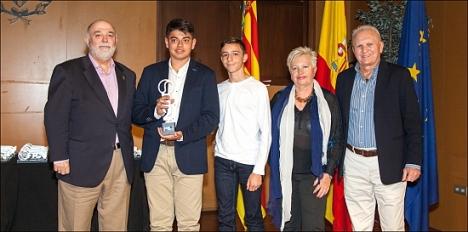 humberto zuleta entrega premios gala del tenis 2015 1