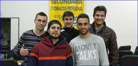 """Equipo """"Canuterio Team"""", ganador de la Lan Party Jacarilla"""