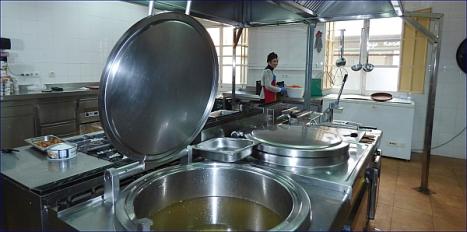 Cocinas de Alimentos Solidarios