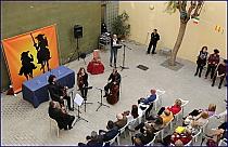 """VÍDEO: cuarteto Orquesta Sinfónica; """"Obertura del Quijote"""" (Disponible a las 12.00 h)"""