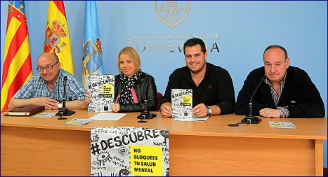 Momento de la Rueda de prensa (Foto: J. Carrión)