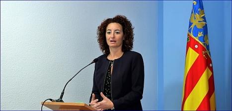 Fanny Serrano, portavoz de la Junta de Gobierno (J. Carrión)