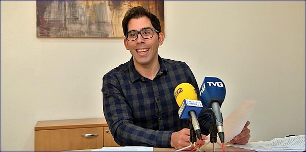 Luis María Pizana (PP) - Foto: J. Carrión