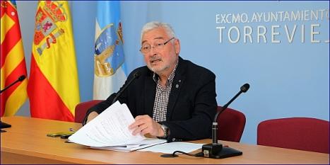 José Manuel Dolón, ayer en rueda de prensa (Foto: Joaquín Carrión)