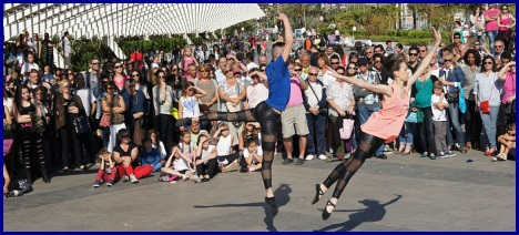 VÍDEO: Maratón Danza 2014
