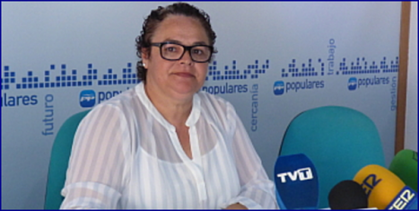 Carmen Gómez Candel - PP (Foto Archivo de J. Carrión)