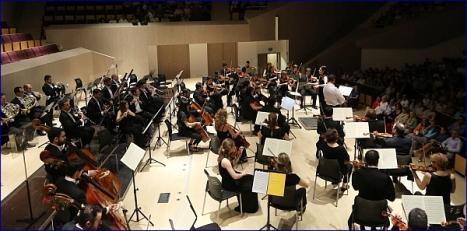 Concierto de la Sinfónica de la Región de Murcia (Foto J. Carrión)