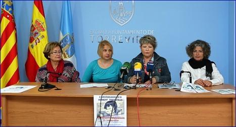 Rueda de prensa presentación actos (Foto: J. Carrión)