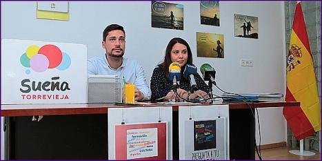 Federico Gadea en la rueda de prensa (Foto: J. Carrión)