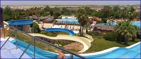 "Parque acuático ""Aquópolis Torrevieja"" (Foto (J. Carrión)"