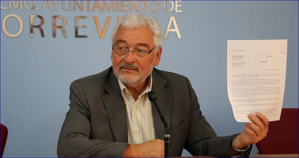 José Manuel Dolón (Foto archivo de Joaquín Carrión)