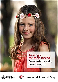 D_a Mundial del Donante de Sangre