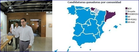 Álbum, pinchando sobre la foto (El PP obtiene en la provincia un diputado mas -5- Joaquín Alabaladejo, será de nuevo diputado nacional
