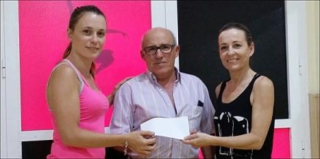 Melani Paya, Vicente Omteniente y Macu Payá
