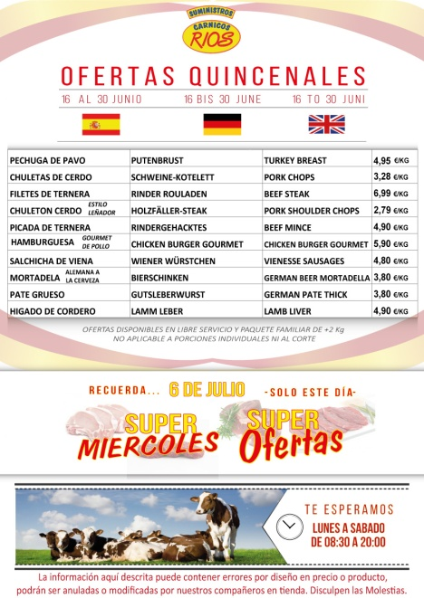 OFERTAS-JUnio-QUINCENA-carnicasrios-torrevieja-carniceria-charcuteria-ofertas-quincenales