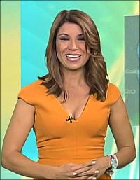 Marta Ventura del canal 24 horas