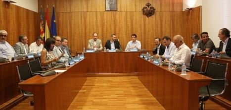 Junta itinerante de gobierno -  Orihuela