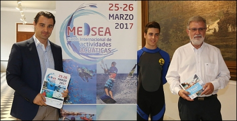 072016 presentacion I salon internacional actividades nauticas 2