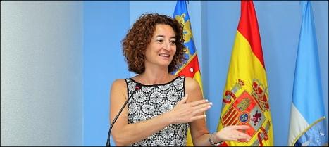 Fanny Serrano, cocnejal de Turismo (PSOE) . Foto Joaquín carrión