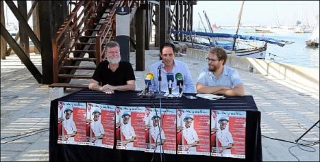 Presentación en el Caballete de las Eras de la Sal (Foto: Joaquín Carrión)