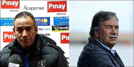 Gabi correa. nuevo entrenador del Torrevieja y