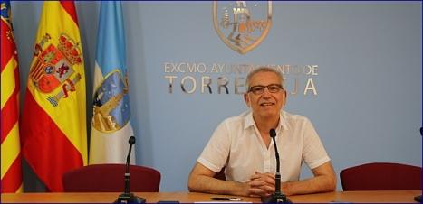 José Hurtado, concejal de Educación