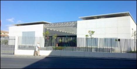 Edificio de la TEsoreria de la Seguridad Social infrautilizado