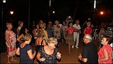 VÍDEO: Baile en la pérgola