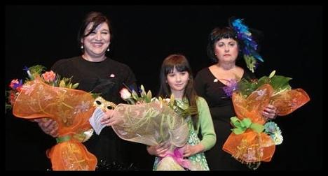 Final de la presentación de las Murgas (5 feb 2012)