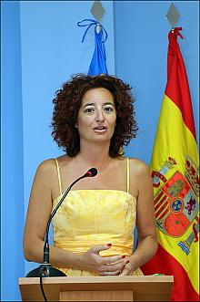 Fanny Serrano (PSOE), Concejala de Urbanismo (Foto: J. Carrión)