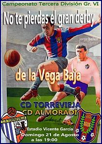 Cartel promocinal Torrevieja-Almoradi