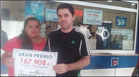 Rosa y Adolfo López Nieto