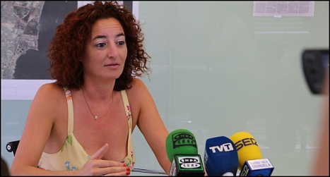 Fanny Serrano, concejala de urbanismo