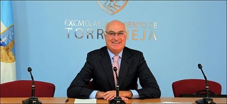 Domingo Soler, Vice presidente del Patronato de Habaneras (Foto: J. Carrión)