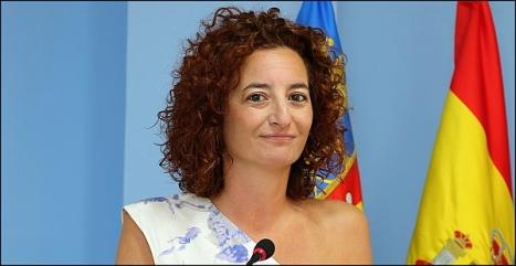 Fanny Serrano (PSOE), Secretaria de la JGL (Foto: J, Carrión)