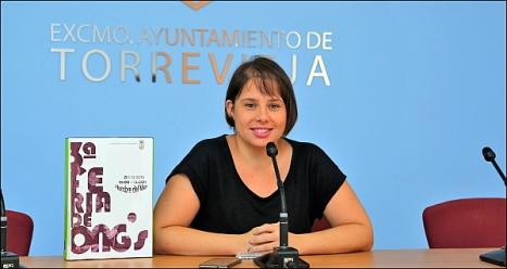 Carmen Morate, concejala de Ong's (Foto: J. Carrión)