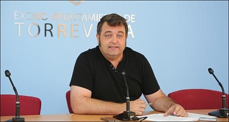 Javier Manzanares - PSOE - (Foto: J. Carrión)