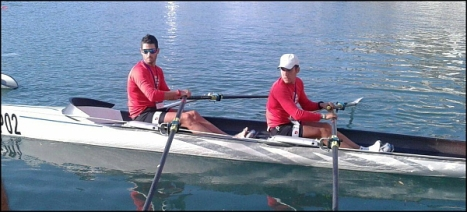 Equipo masculino del Club Marina Salinas