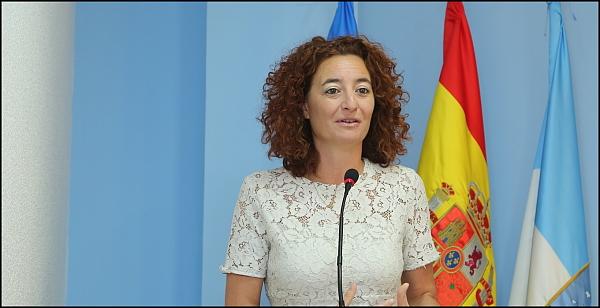 Fanny Serrano, secretaria de la Junta e Gobierno Local. (Foto: J. Carrión)