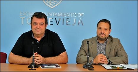 Javier Manzanares y
