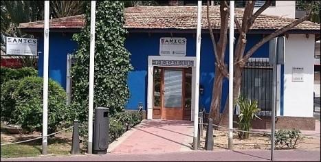 Oficina AMICS, uno de los lugares donde se pueden imformar