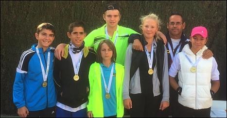 Equipo Infantil, campeón Provincial