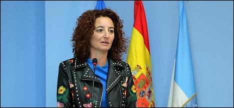 Fanny Serrano -PSOE-, portavoz de la Junta de Gobierno Local (Foto: J. Carrión)