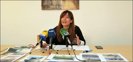 Sandra Sánchez (PP) - Foto: J. Carrión