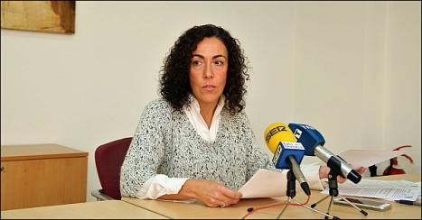 Rosario Martínez Chazarra (PP) - Foto: J. Carrión