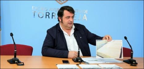 Javier Manzanares, concejal de Playas (Foto Carrión<9